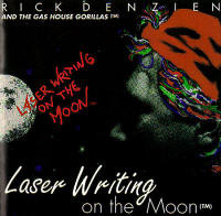 Rick Denzien - Laser Writing on the Moon